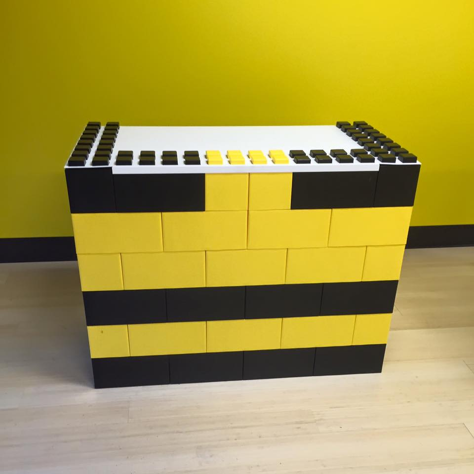Modular Check-in Counters