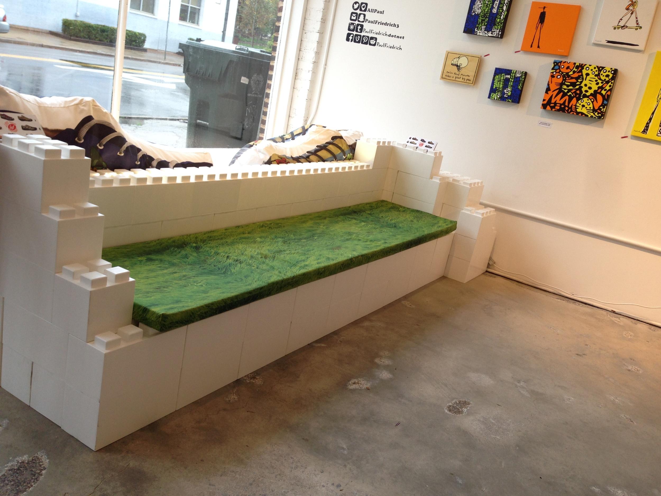 Architectural Custom furniture