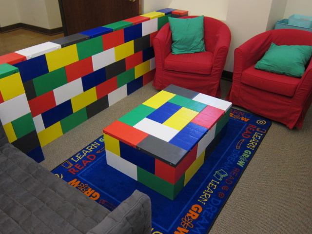 Modular Childrens Furniture