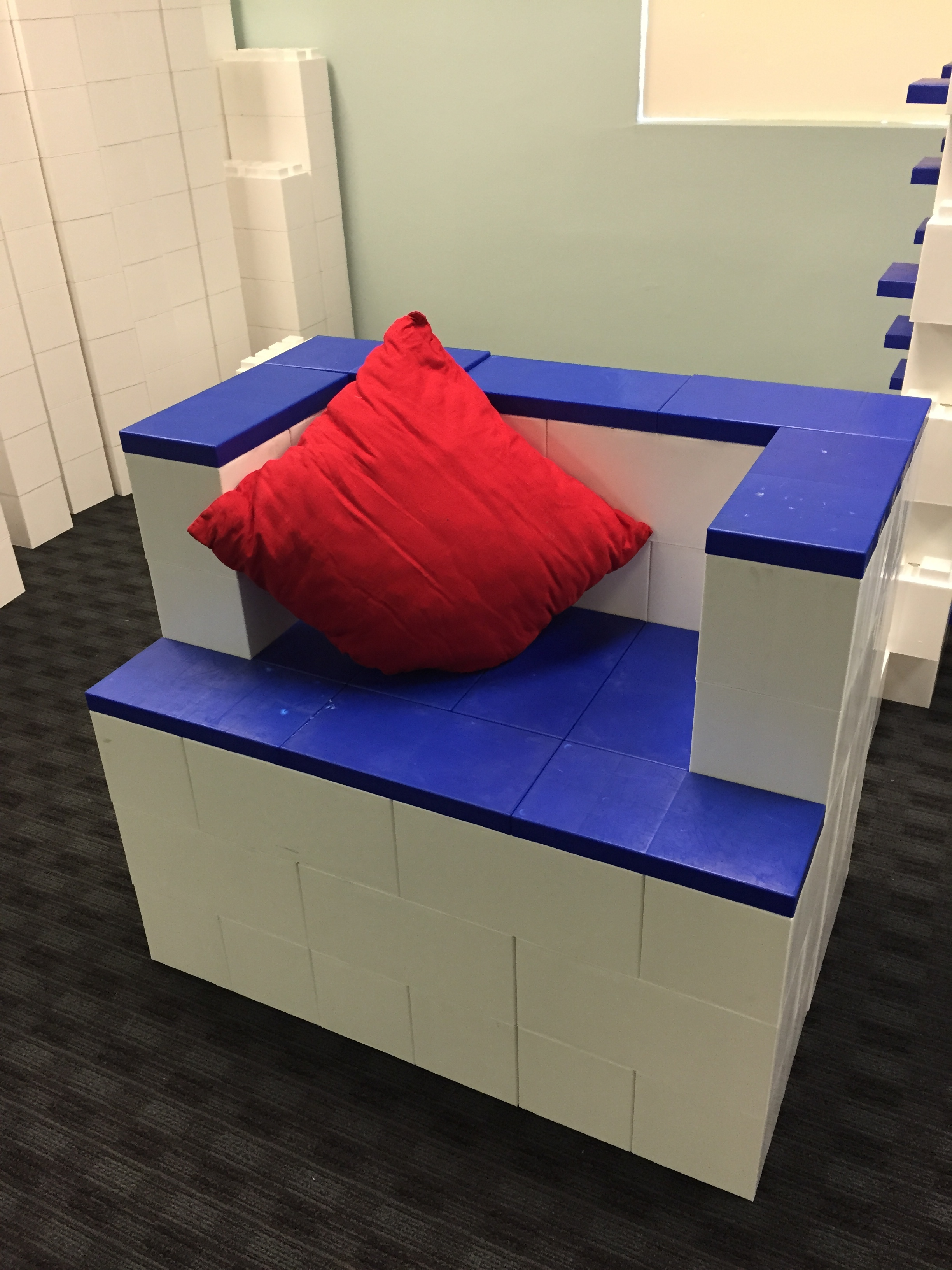 Colorful furniture designs