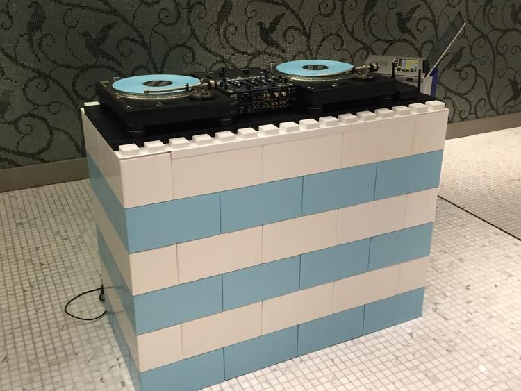 Portable DJ Booths
