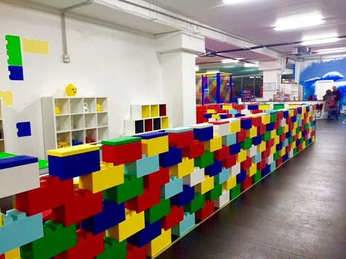 Copy of Colorful Wall Systems
