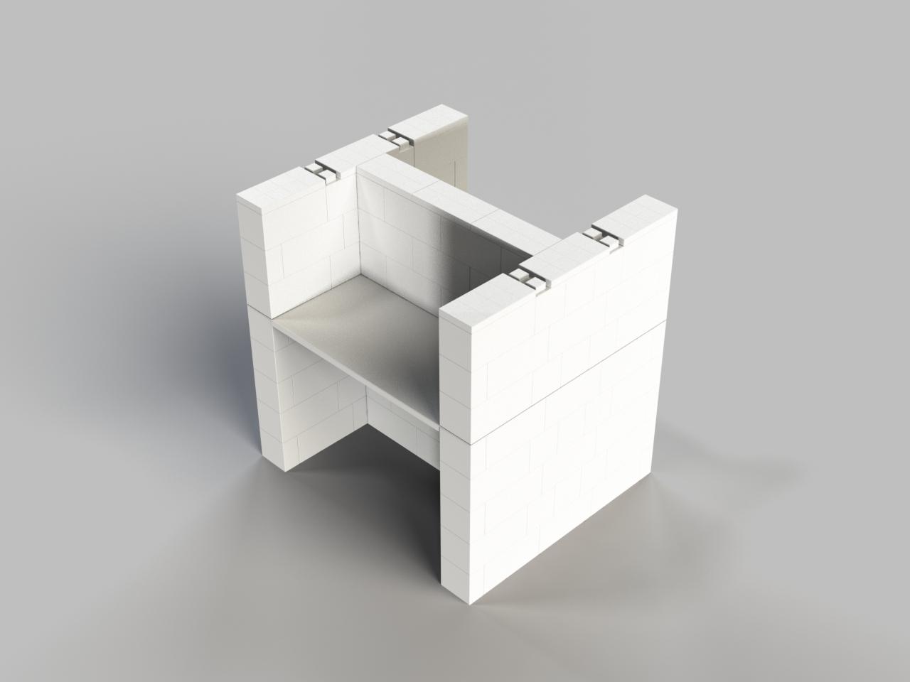 2 Desk Array