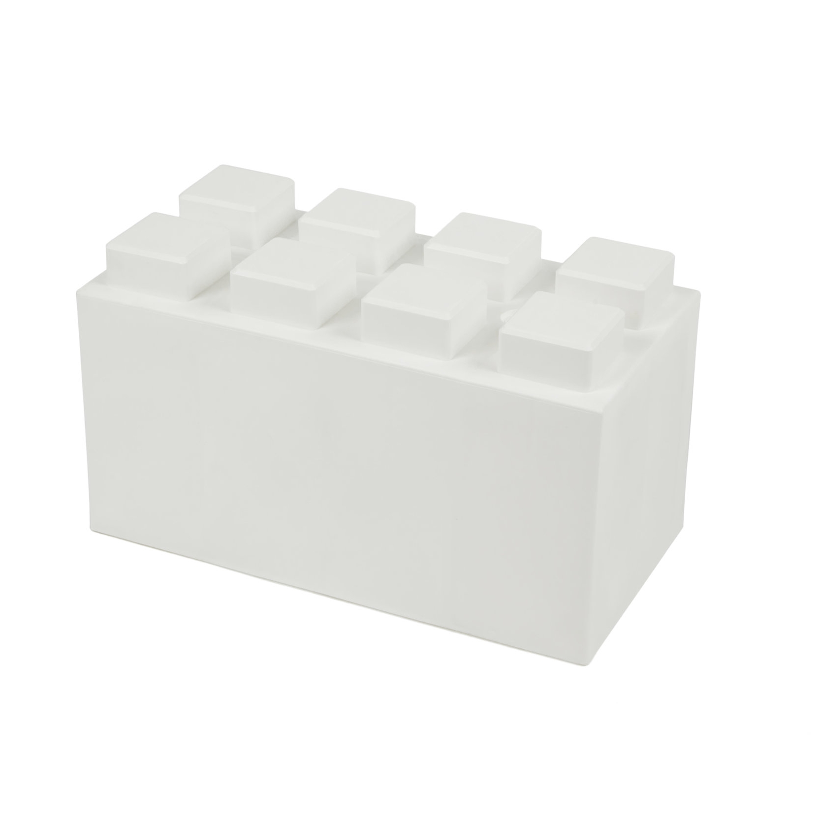 EverBlock Full Block White