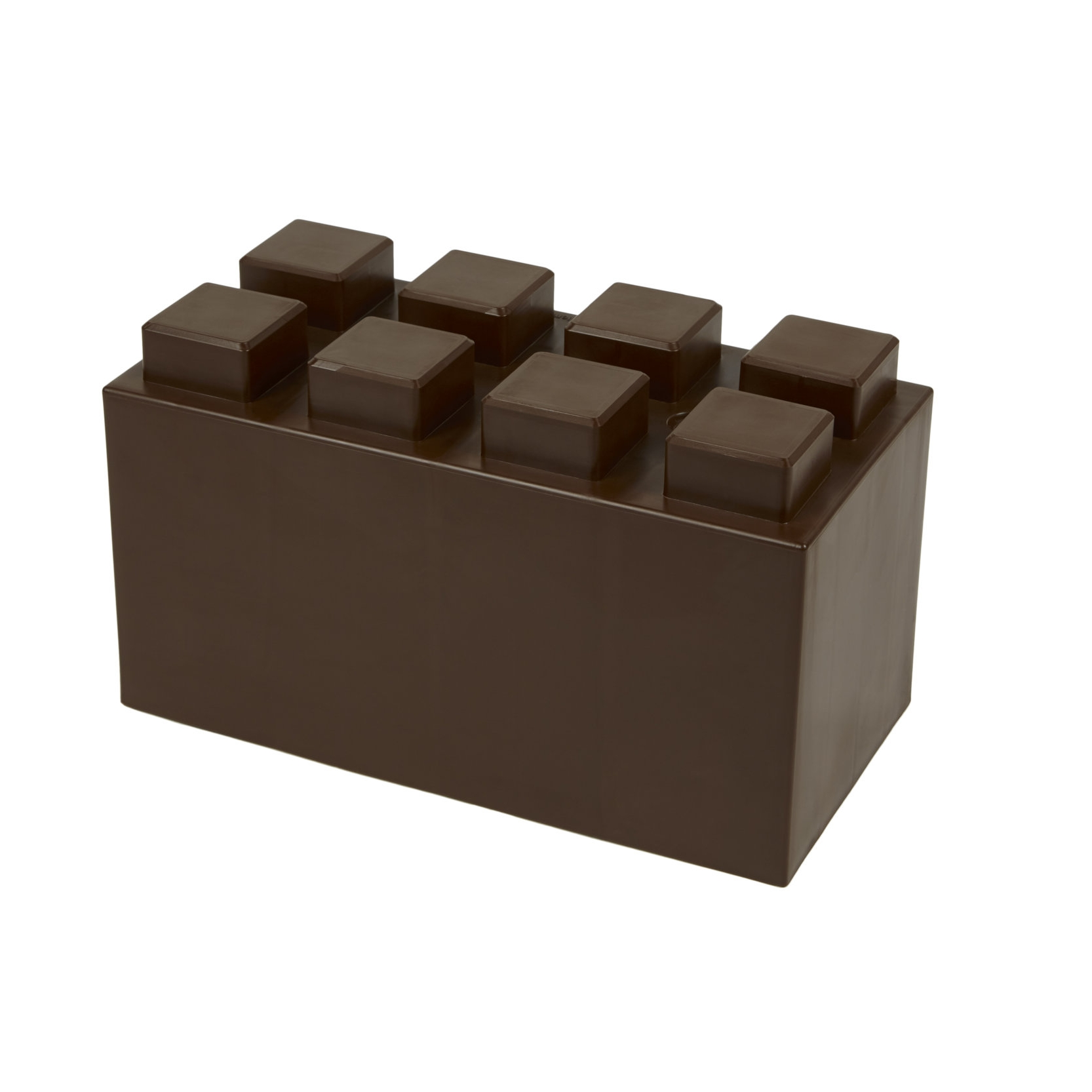 EverBlock Full Block Brown