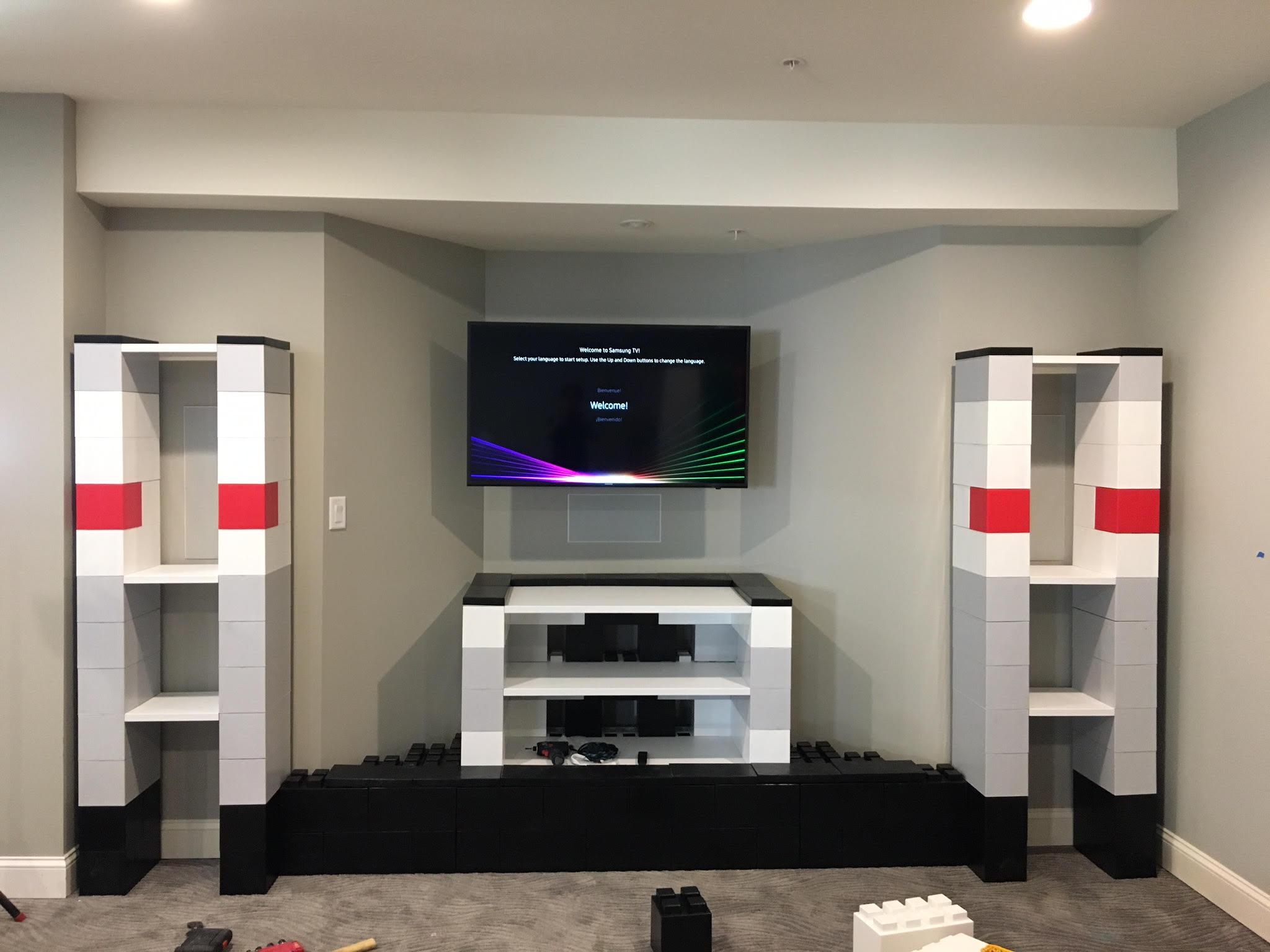 Basement shelves and TV consol.jpg
