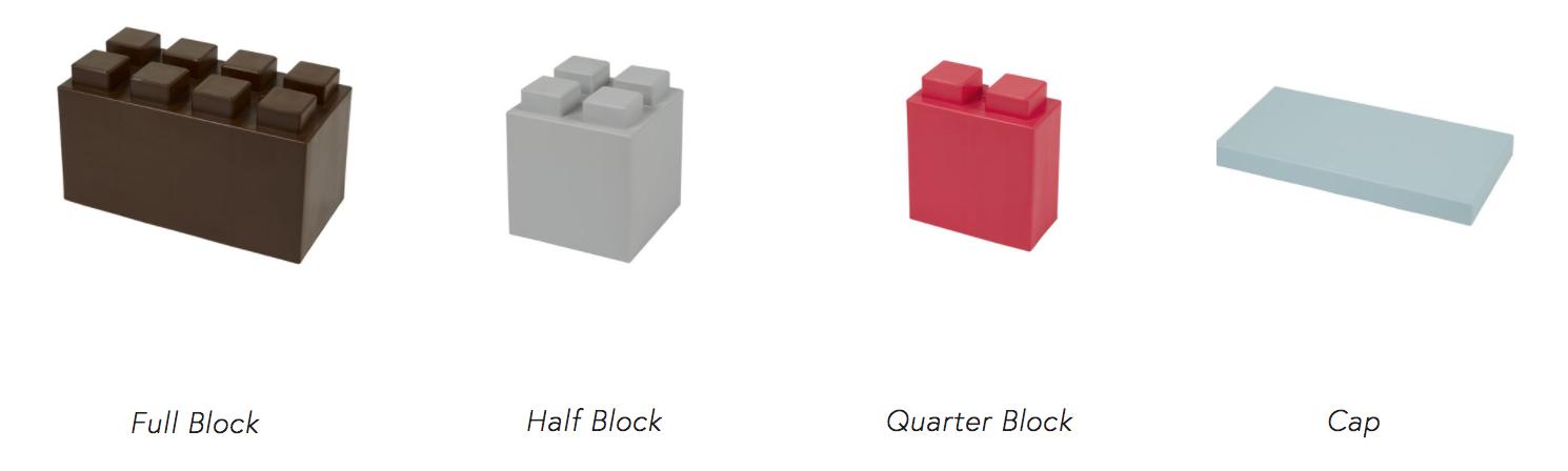 EverBlock Block Spacing