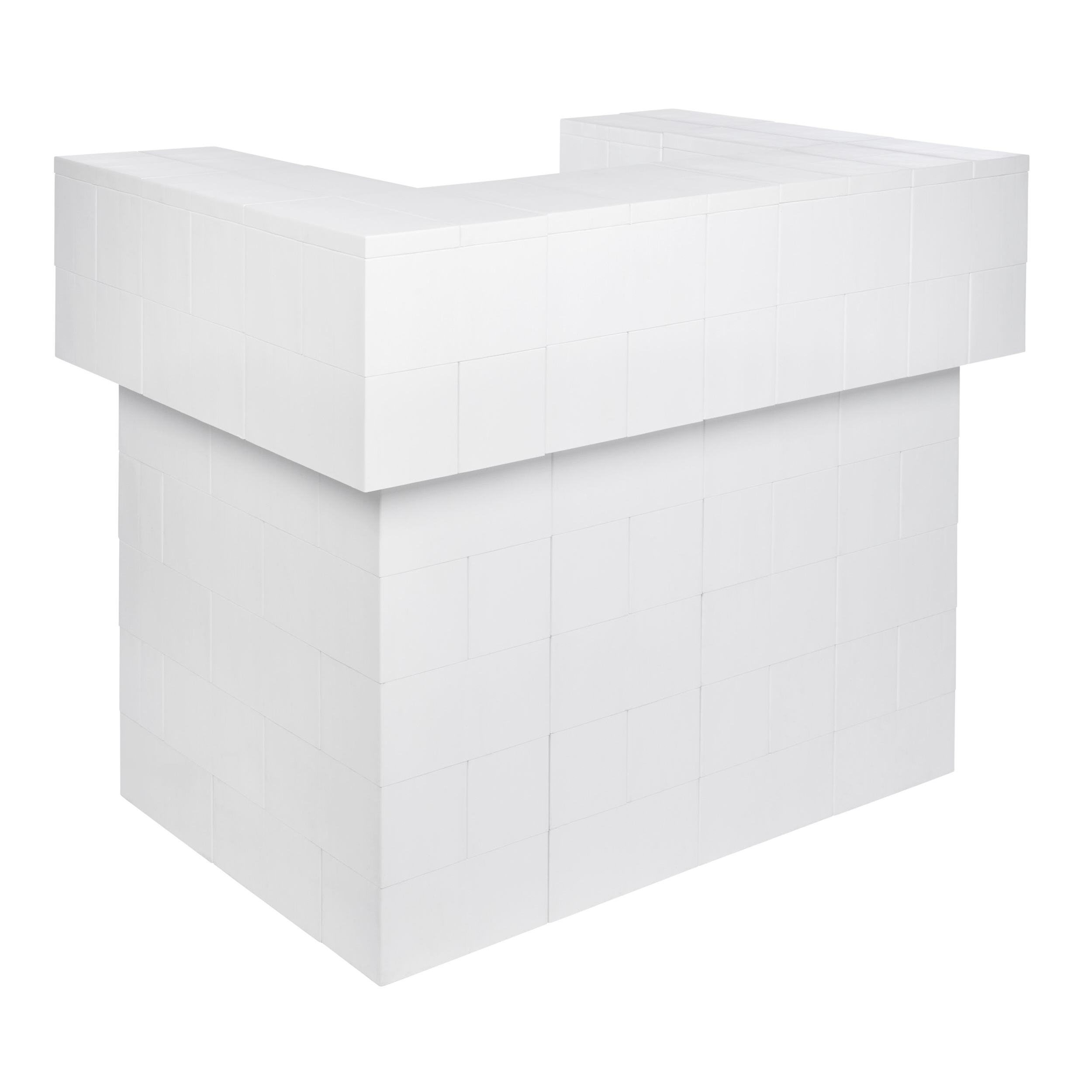 """4ft """"Full 2 Layer Cantilever"""" Bar / Counter"""