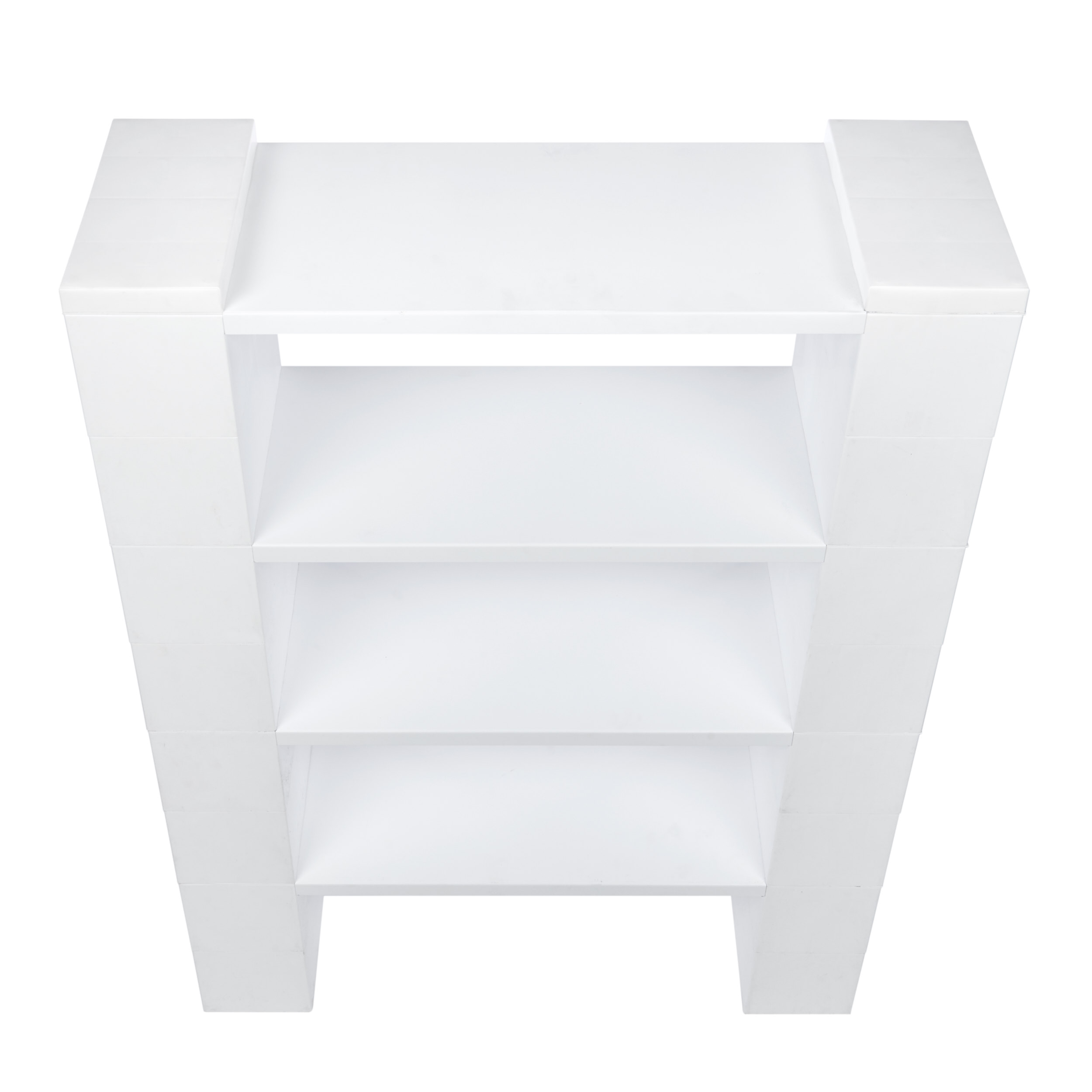 "4 Level, 36""W EverBlock Shelving Kit"