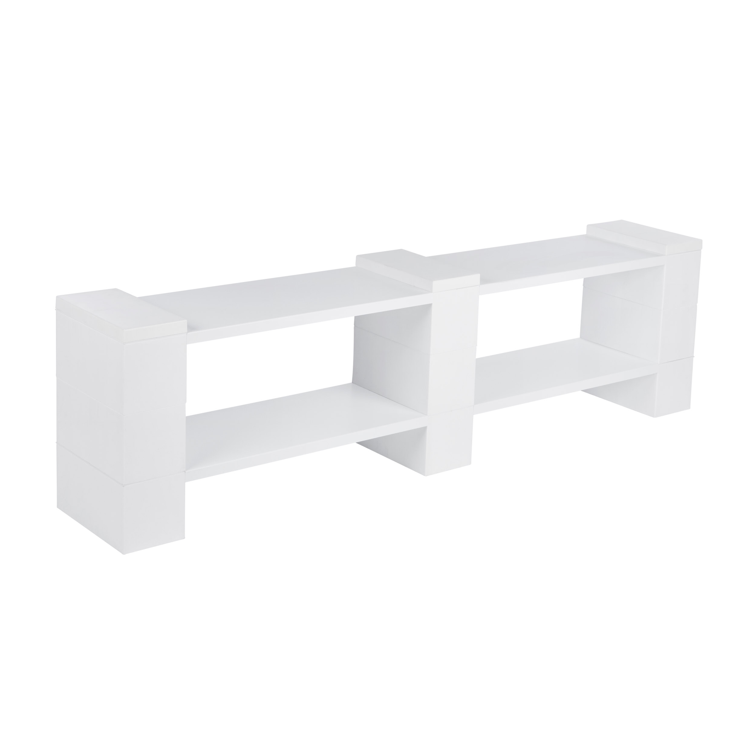 "2 Level, Double Shelf, 72""W EverBlock Kit - Low version"