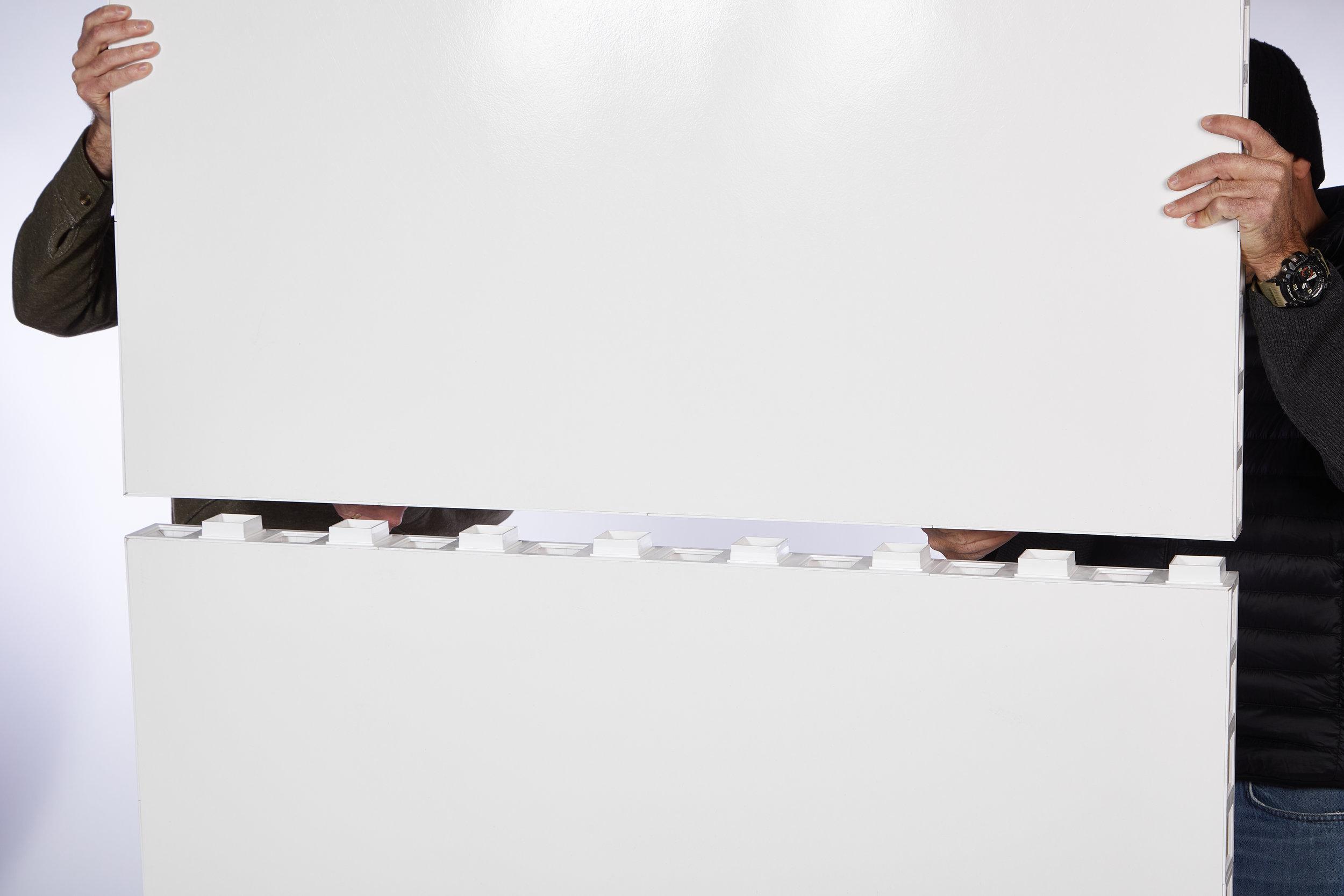 EverPanel reconfigurable walls