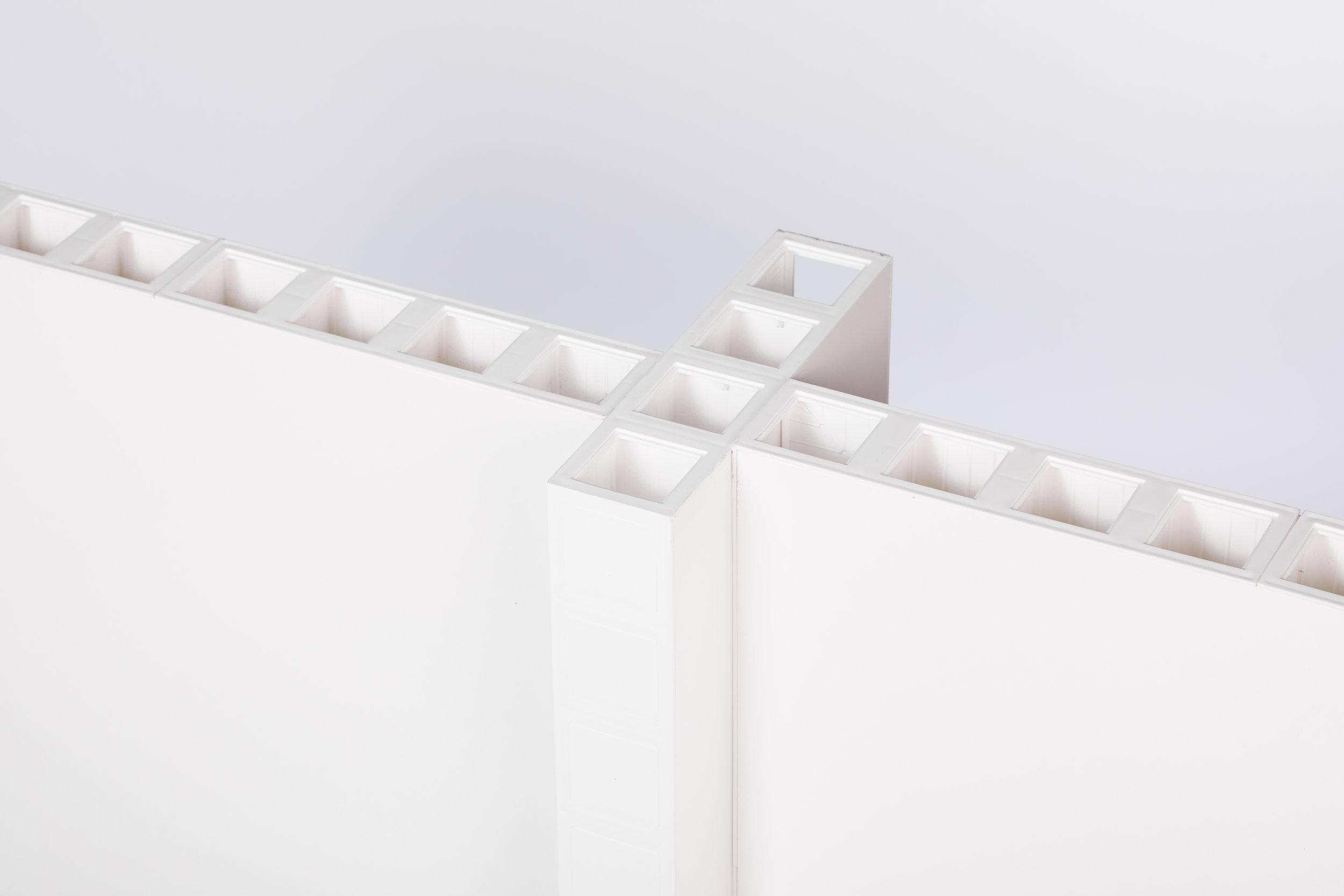 Demountable wall system