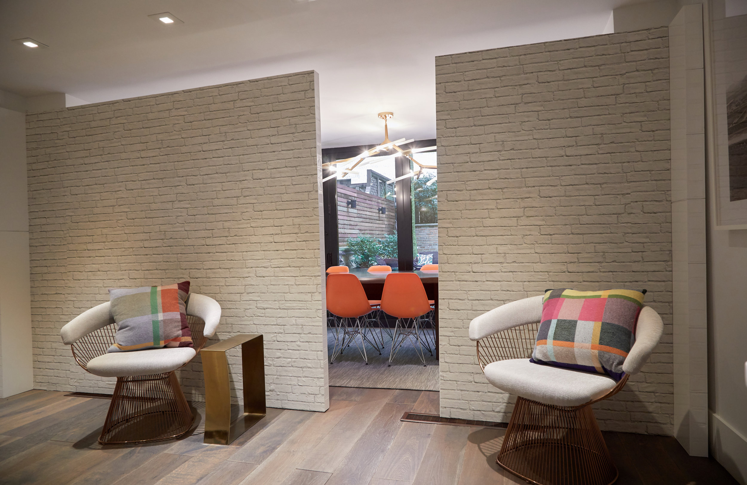 Beautify and enhance your space, while creating rooms and dividers that can be reconfigured as needed.