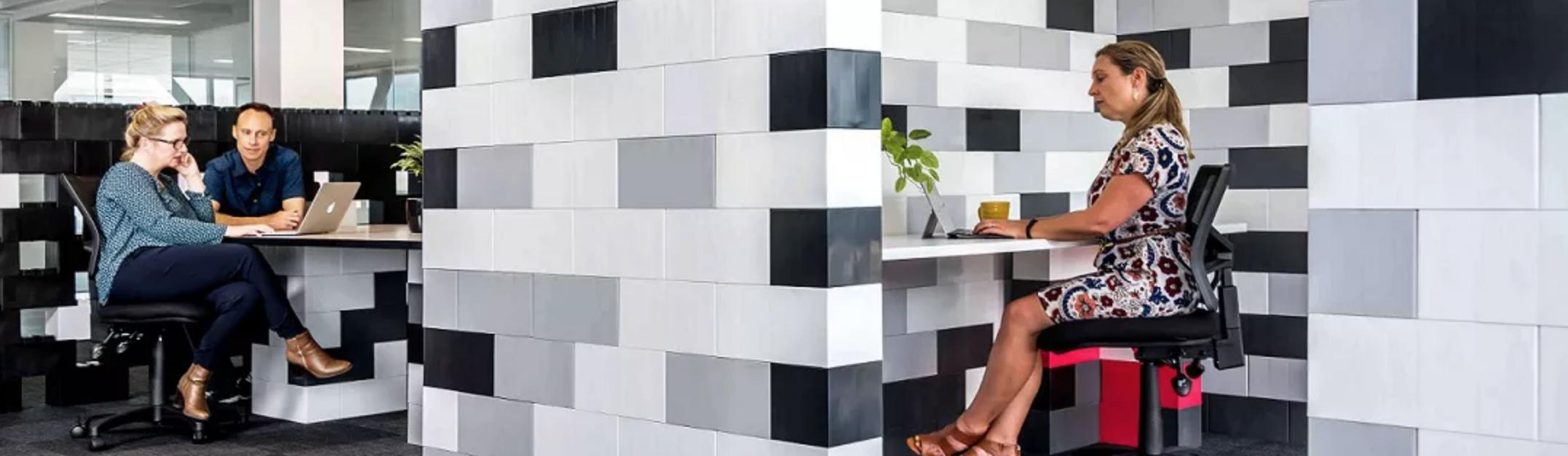 modular building blocks office design