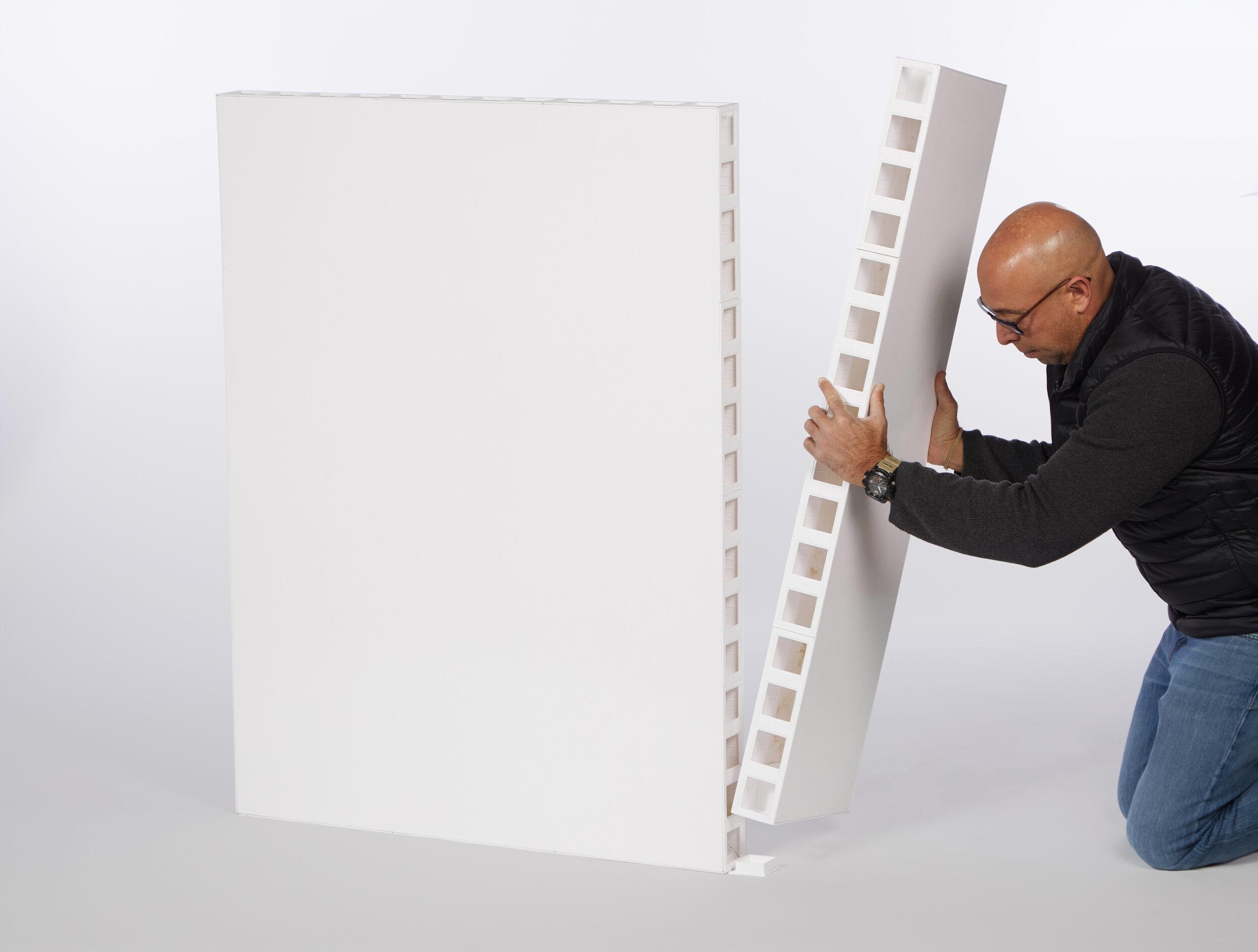 Customizable walls