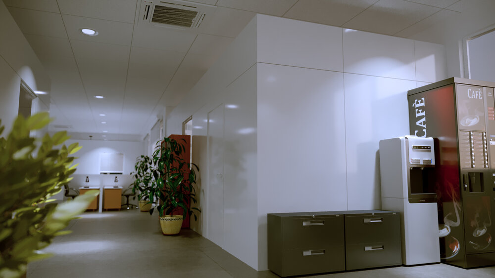 Instantly build out private offices, conference rooms and meeting spaces with EverPanel modular wall panels.