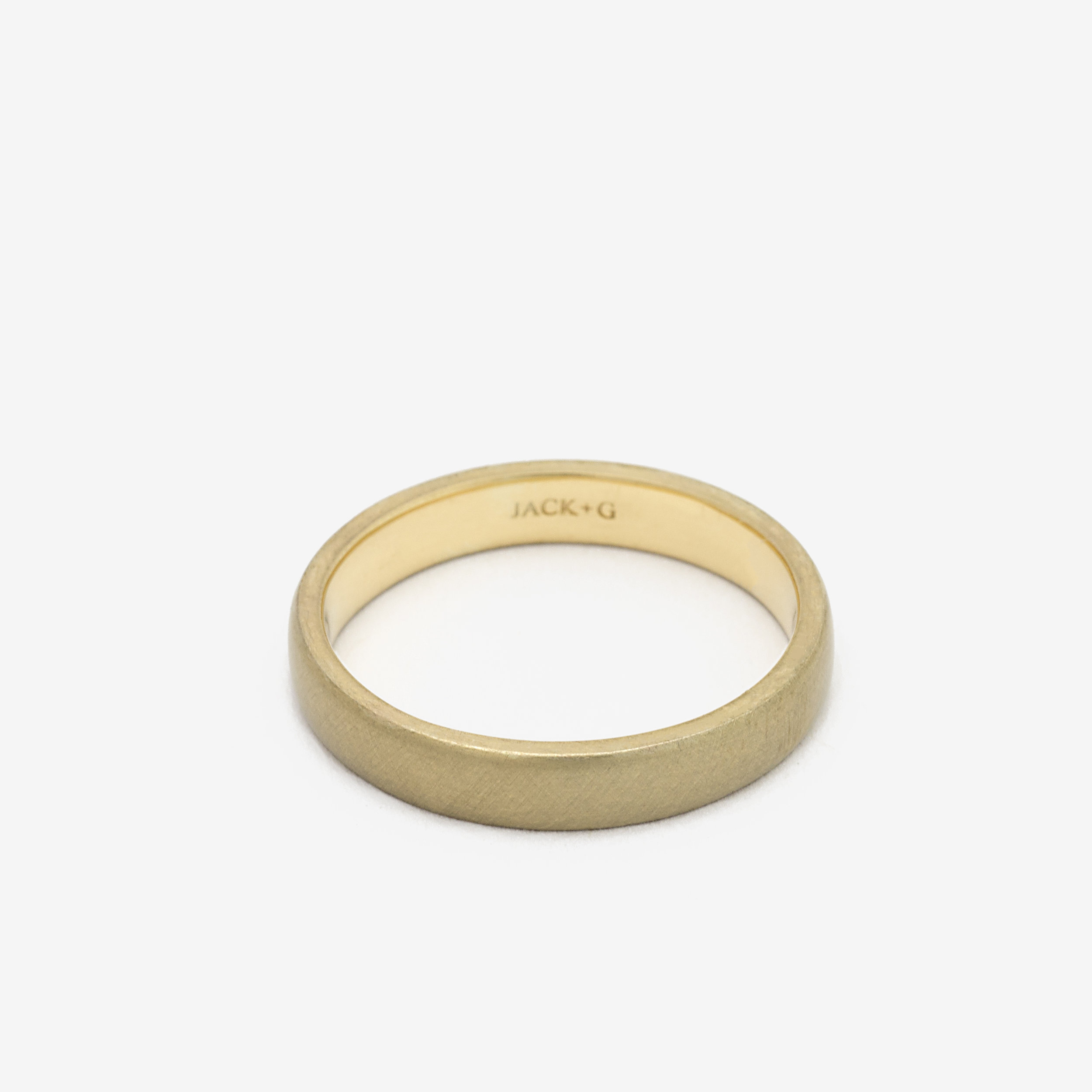 Band - 18k Gold and Brass Engagement Band.jpg