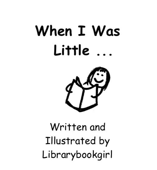 When I was Little-ZINE COVER .png