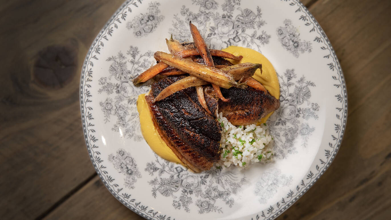 Time Out Chicago Restaurant Review, February 2019:  Virtue