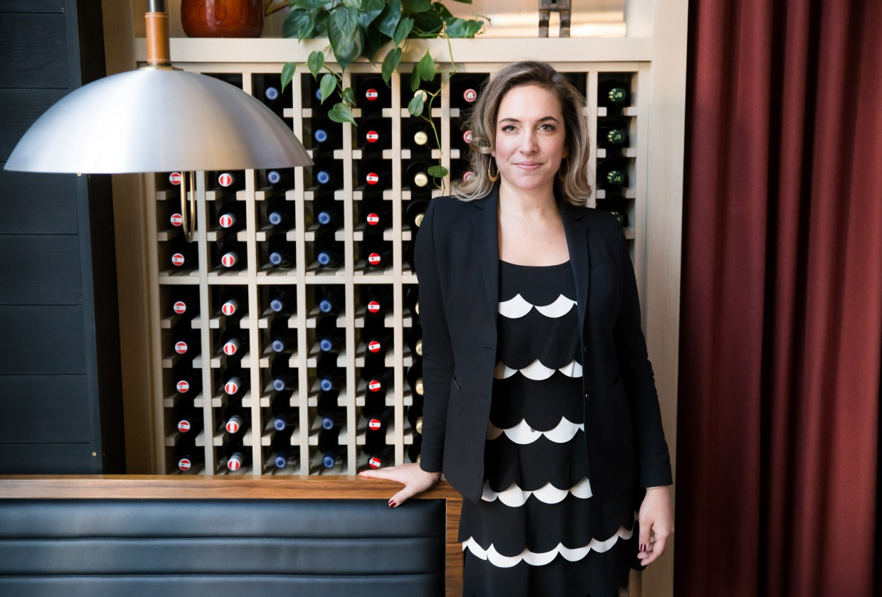 Chicago magazine, July 2019:  Do female winemakers need a soapbox?