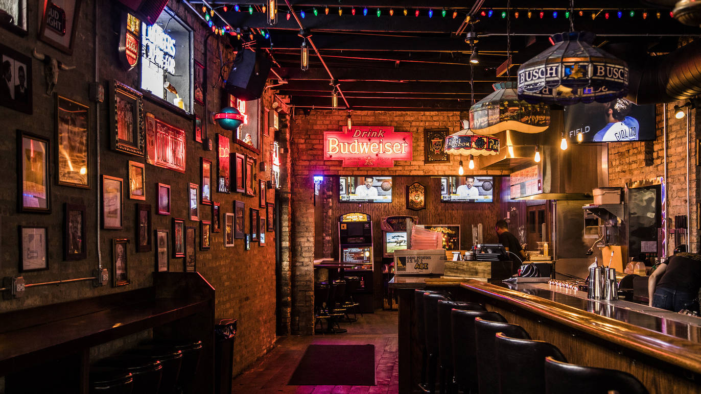 Time Out Chicago Bar Review, August 2019:  Carol's Pub