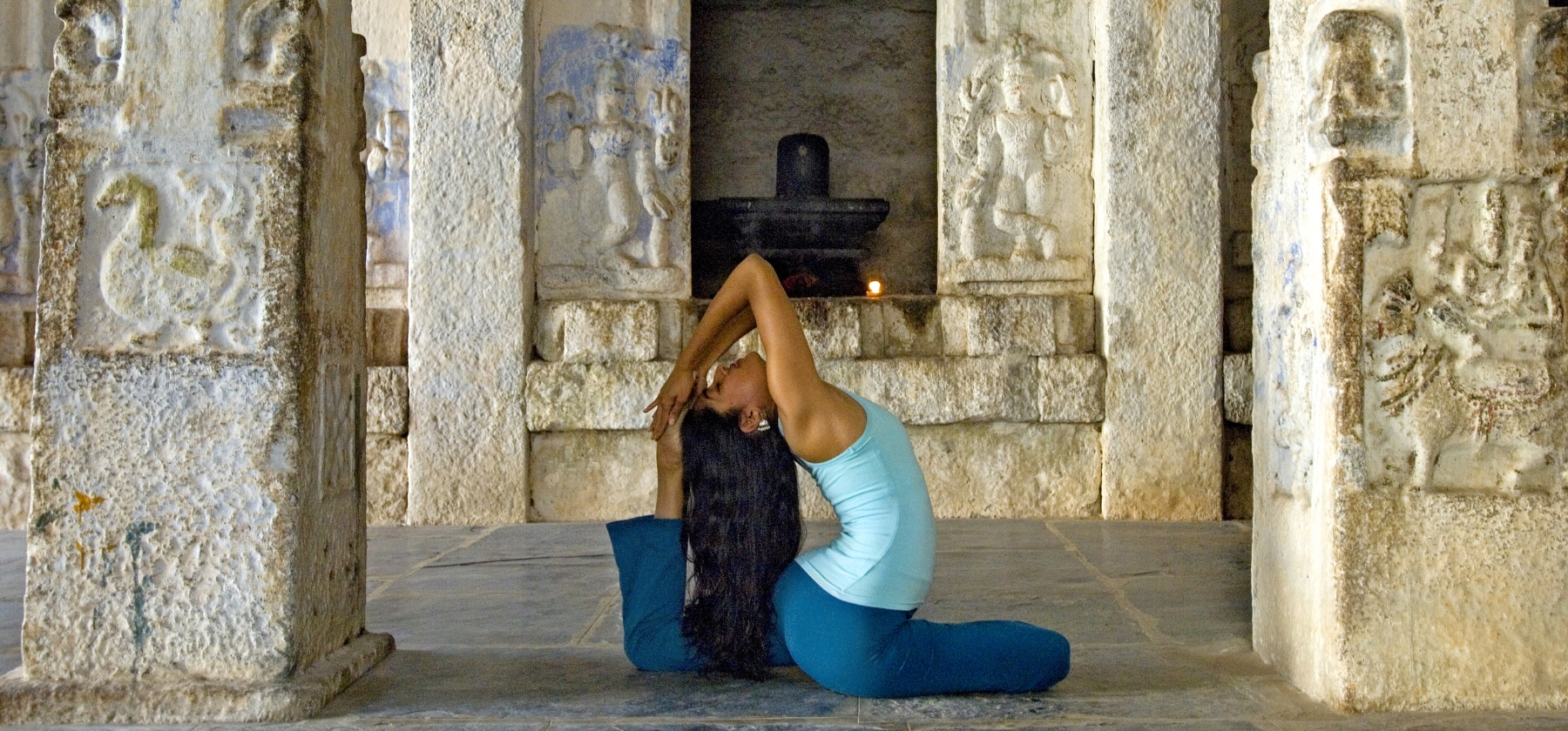 "Authentic Teachings, Empowered Living.    ""Reema is an exceptional yogini. I am sure those who experience yoga with Reema will be touched by her presence and offerings, as I have."" - Sting"