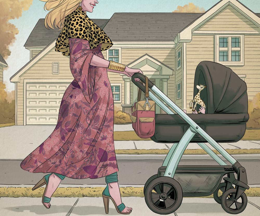 Fashion Mom