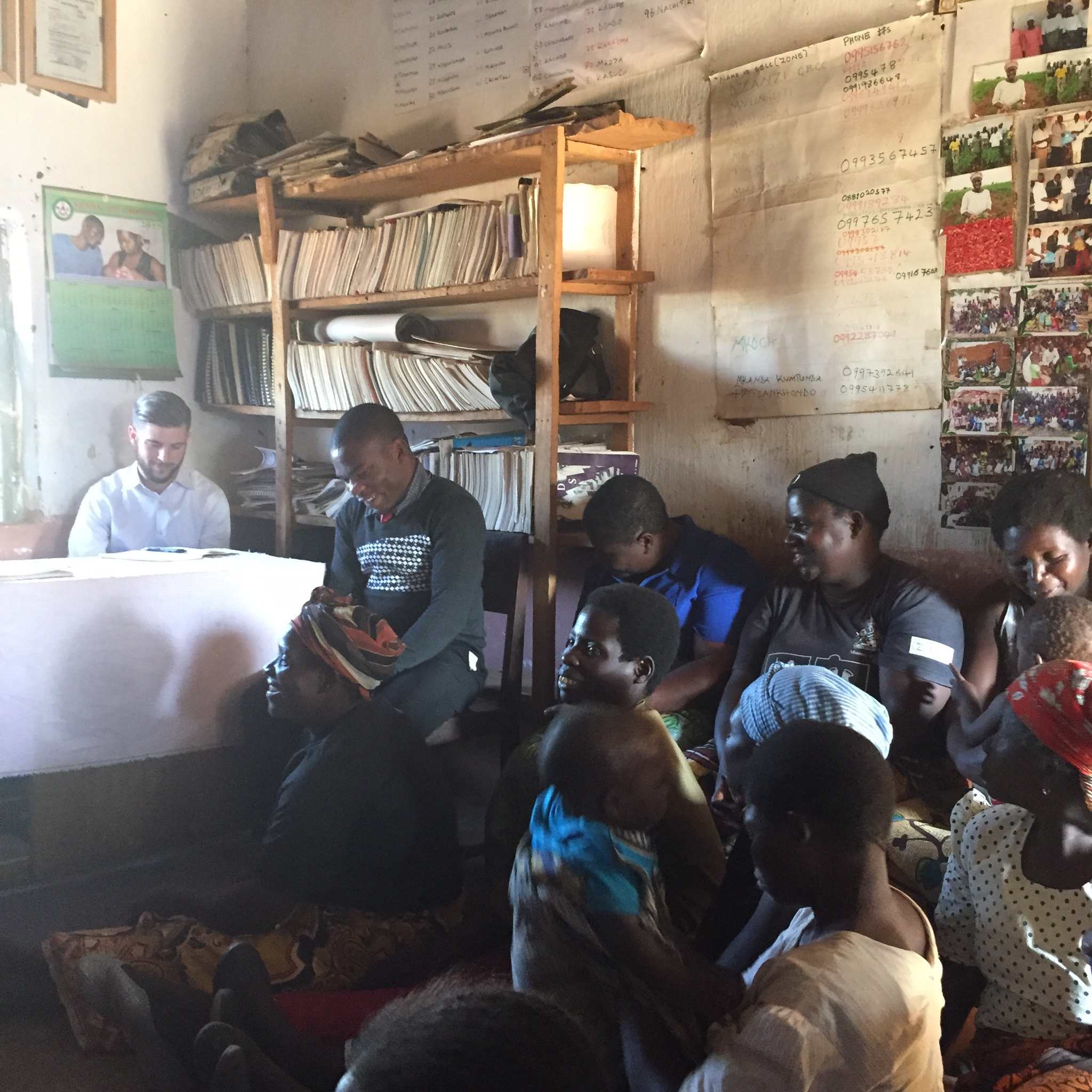 Luzi Orphan Care Community Organization with Tyler Smith (Cooper/Smith Co-Founder)
