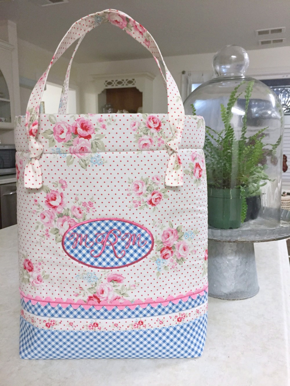 The Perfect Whatever Bag by Maxie Makes and Bonnie Christine