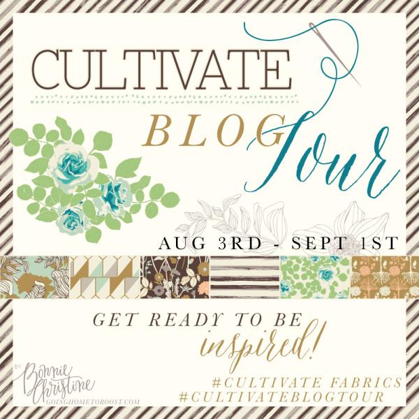 Cultivate Blog Hop Tour