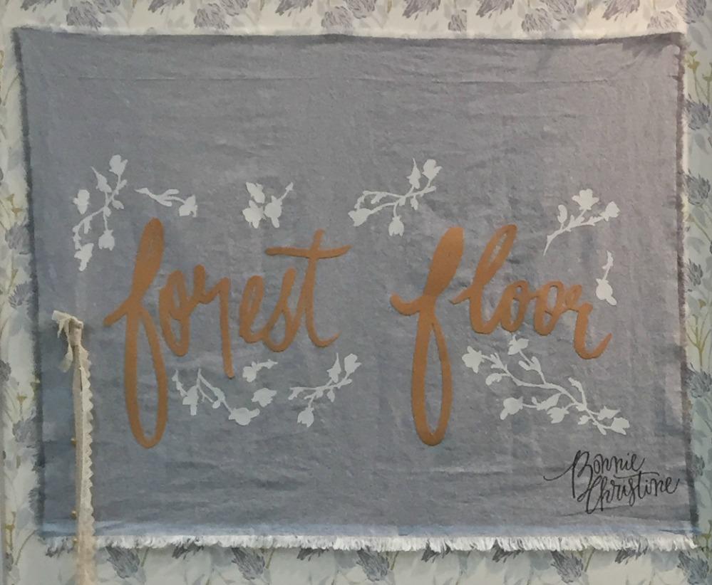 Forest Floor Fabrics by Bonnie Christine for Art Gallery Fabrics