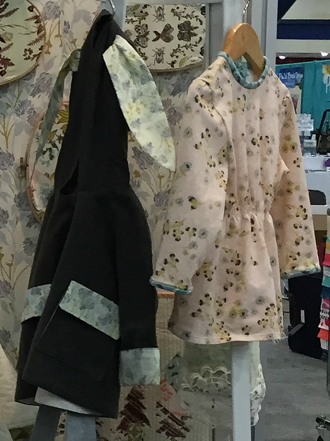 Clothing sewn by Sarah of mycrowdednest.com