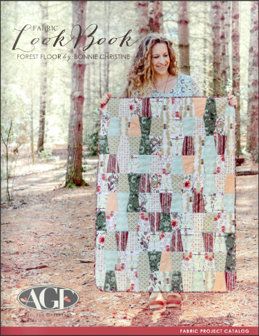 Art Gallery's Look Book for Bonnie Christine's Forest Floor