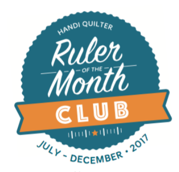 Handi Quilter Ruler of the Month club