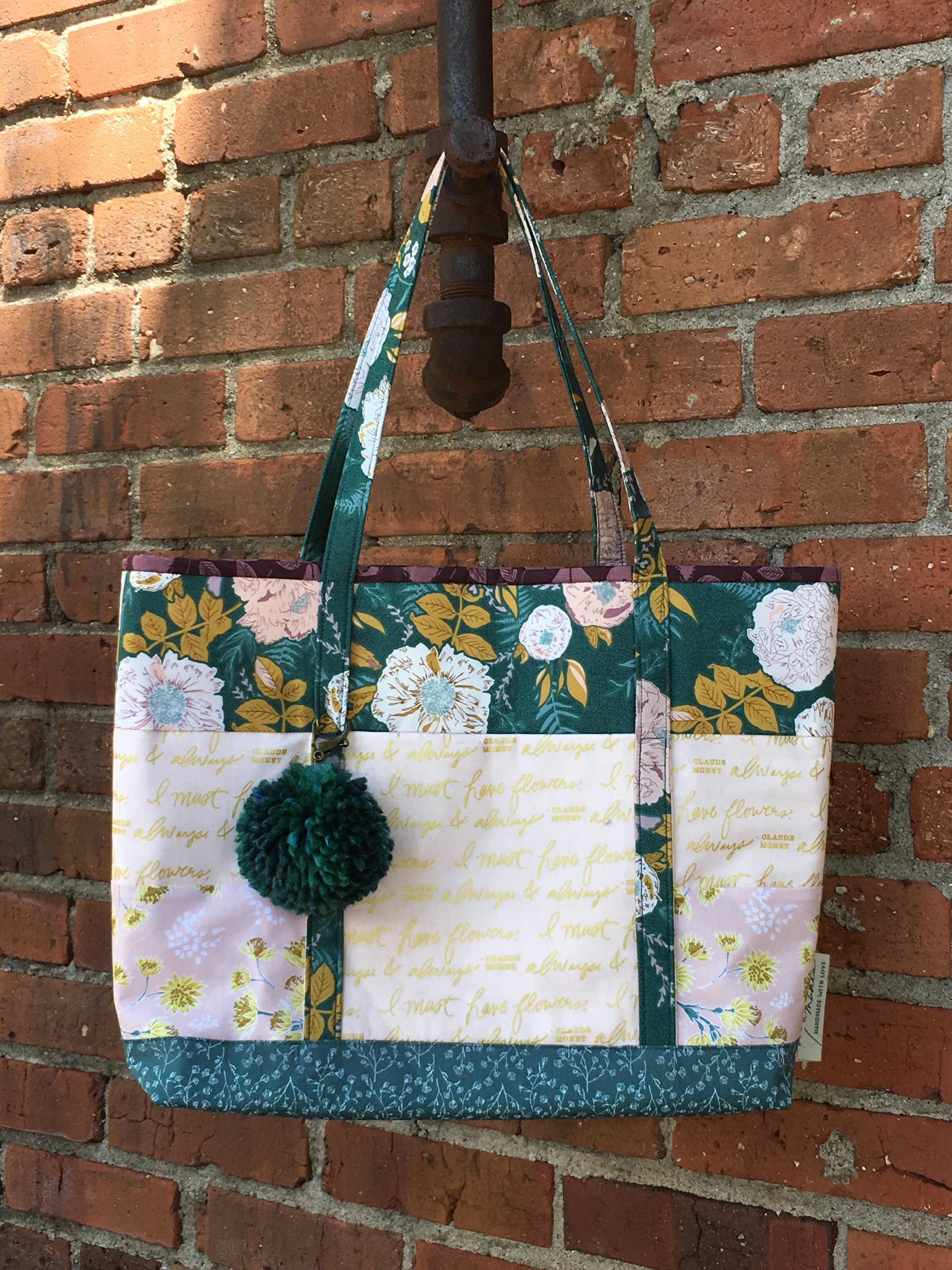 The Perfect Whatever Bag by Maxie Ramey