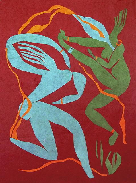 Dancing Scissors 22