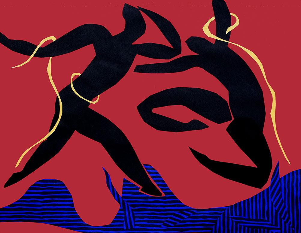 Dancing Scissors 24