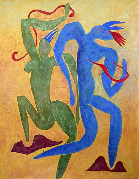 Dancing Scissors 30
