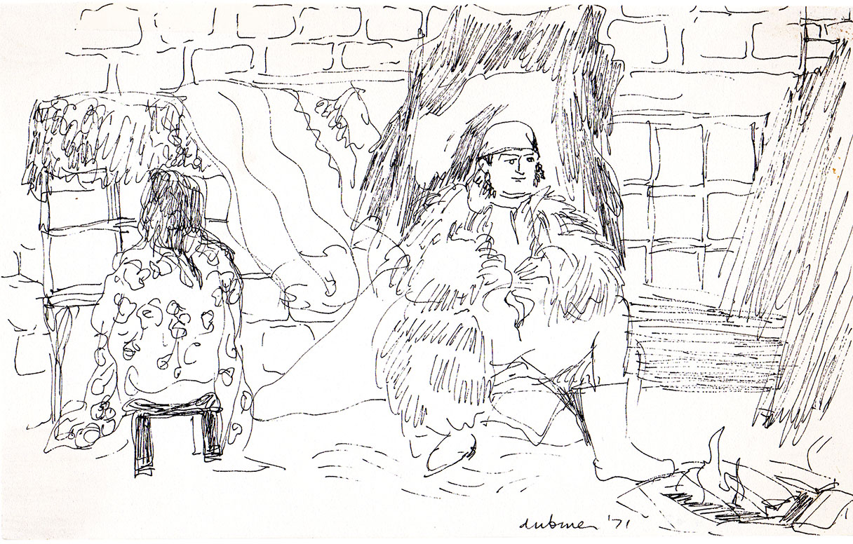 Two Gypsies