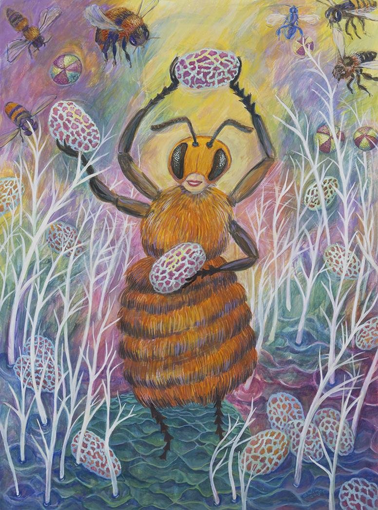 Dancing Bee