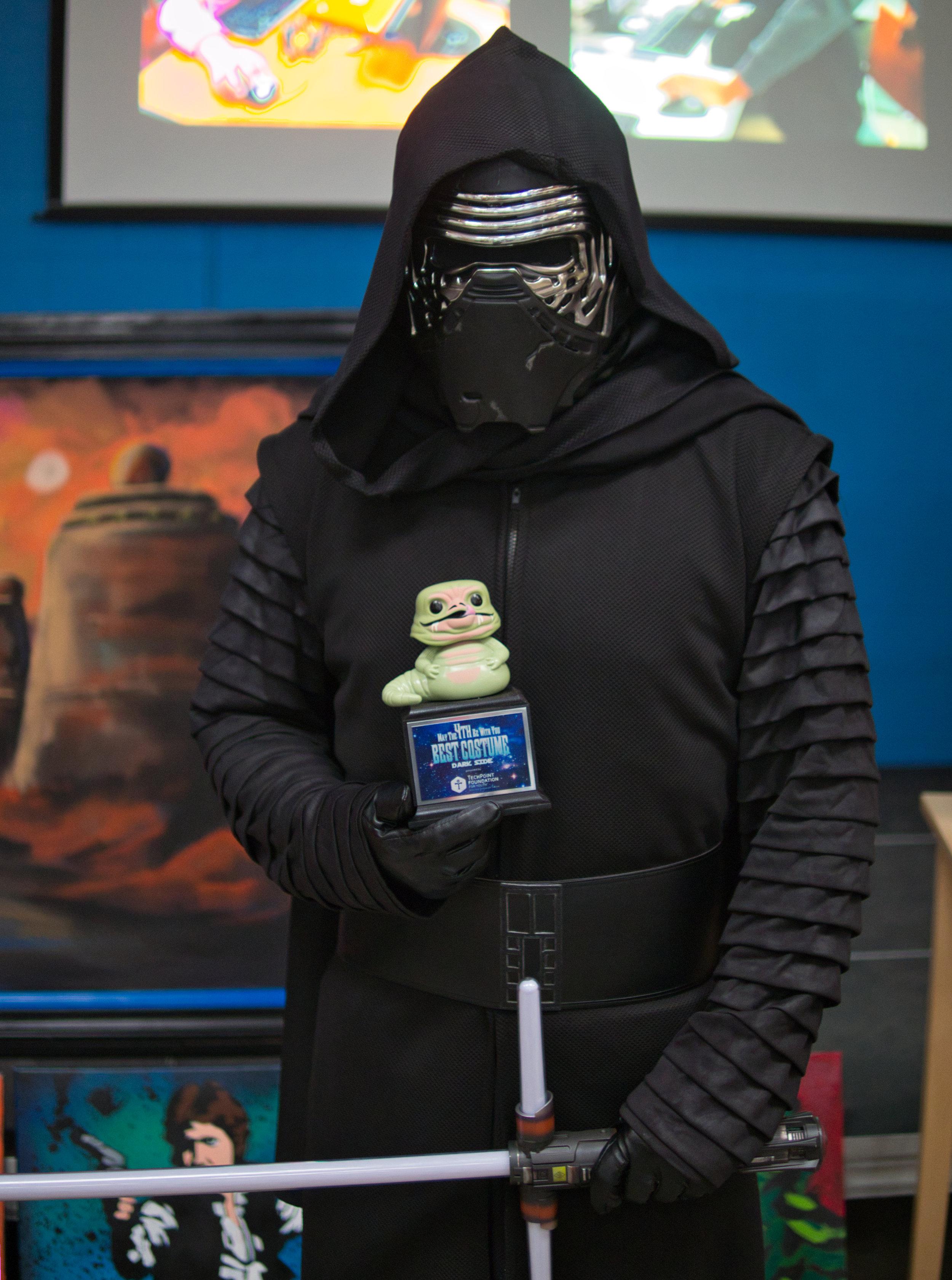 Best Costume - Dark Side (adult)