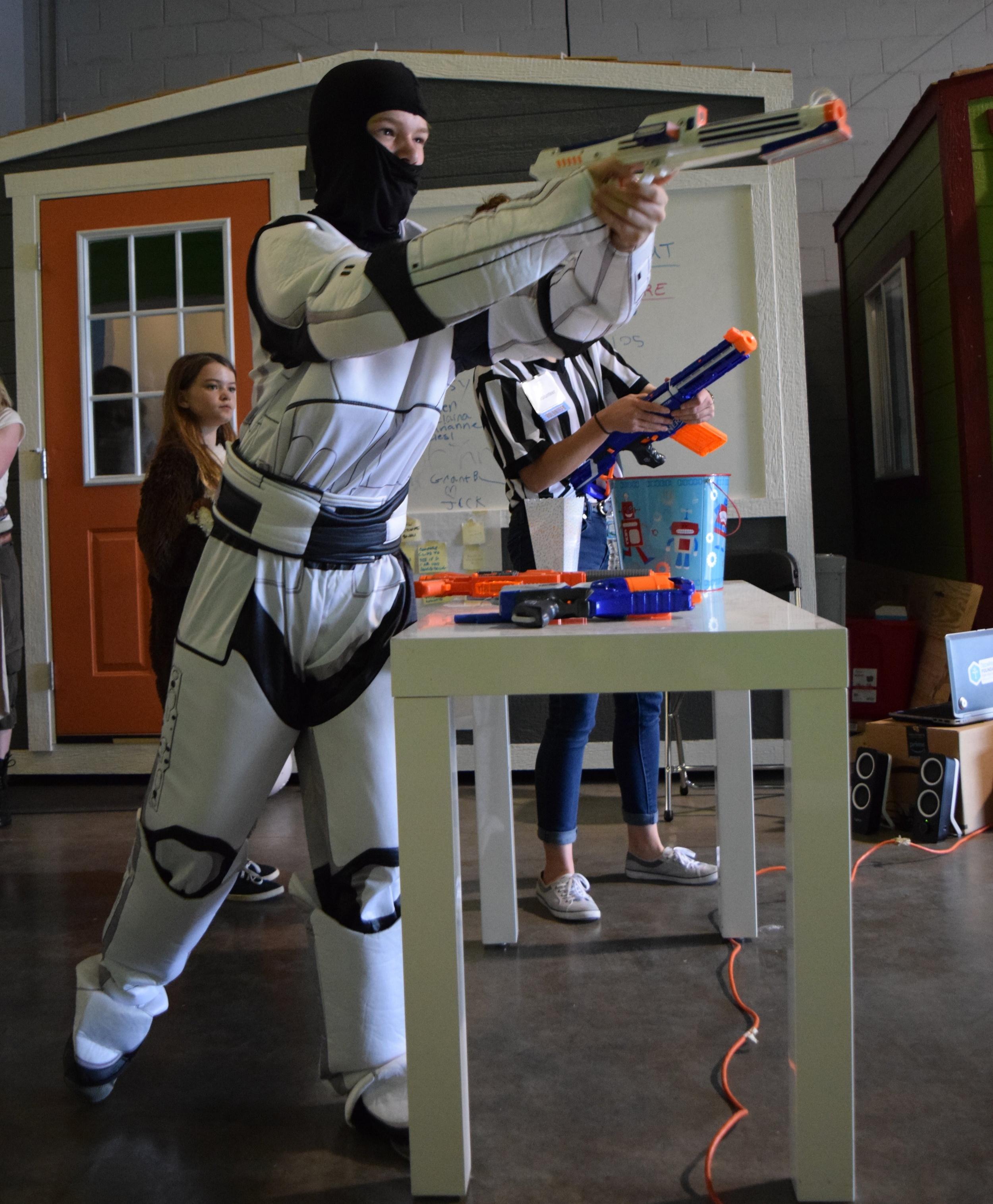Stormtrooper Shootout