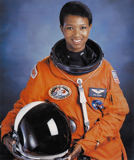 The 1st African American woman in space, Mae Jemison attended med school, became a physician & served in the Peace Corps before becoming a NASA astronaut. She also holds 9 honorary doctorates in science, engineering, and the humanities.