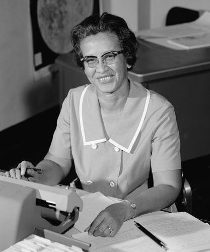 Katherine Johnson's 35 year career as a NASA mathematician led to the success of U.S. manned spaceflights & her portrayal in the movie Hidden Figures! She was awarded a Presidential Medal of Freedom by Barack Obama in 2015.