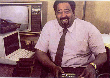 Jerry Lawson is an electronic engineer best known for his time at the SiliconValley semiconductor firm Fairchild, where he helped create the world's first computerized cartridge-based video game system.
