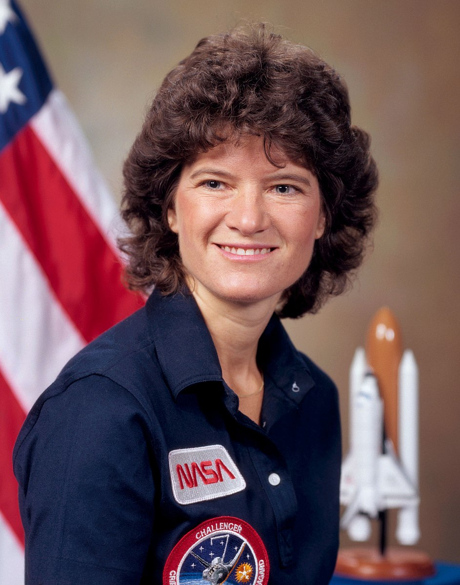 Sally Ride was the 1st American woman in space (3rd overall) & remains the youngest American astronaut to have traveled to space (at the age of 32)!