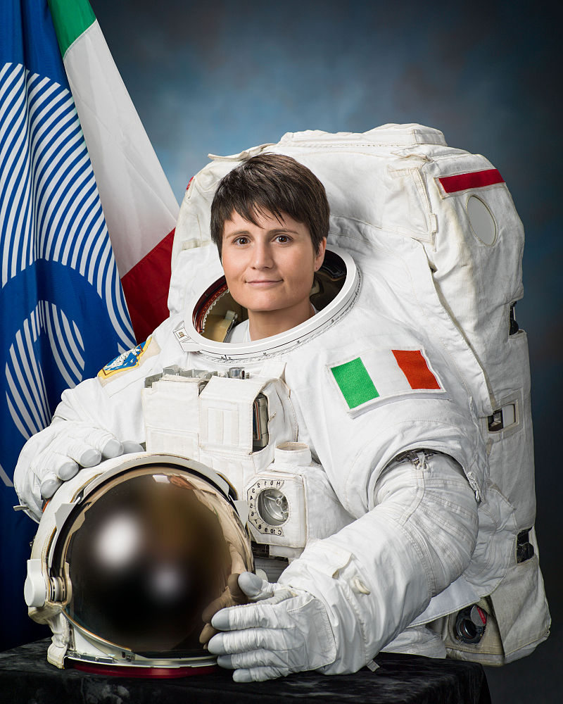 Samantha Cristoforetti is an Italian European Space Agency astronaut who holds the record for longest uninterrupted spaceflight of a European astronaut. She's the 1st Italian woman in space & is known as the first person who brewed an espresso in space!
