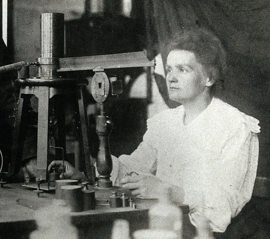 Marie Curie developed of the theory of radioactivity (a term that she coined). She was the 1st woman to win a Nobel Prize, the 1st person (& only woman!) to win twice, & the only person to win a Nobel Prize in two different sciences (#physics & #chemistry).