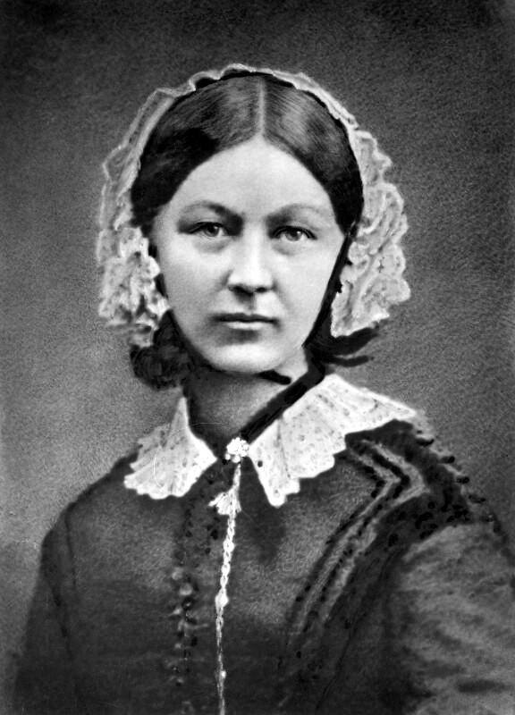 Florence Nightingale is widely known as the founder of modern nursing - International Nurses Day is celebrated on her birthday! - but was also gifted in mathematics and became a pioneer in the use of infographics and statistical graphics!