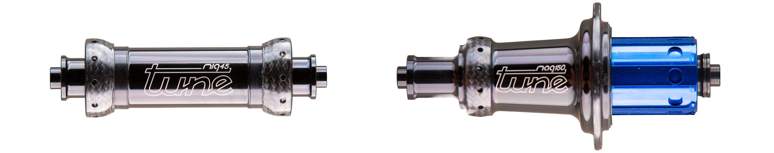 Moyeux TUNE MIG 45 et MAG 150